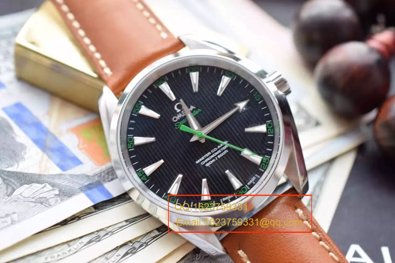 【KW厂一比一复刻精仿手表】欧米茄海马系列高尔夫231.12.42.21.01.003腕表 / M264