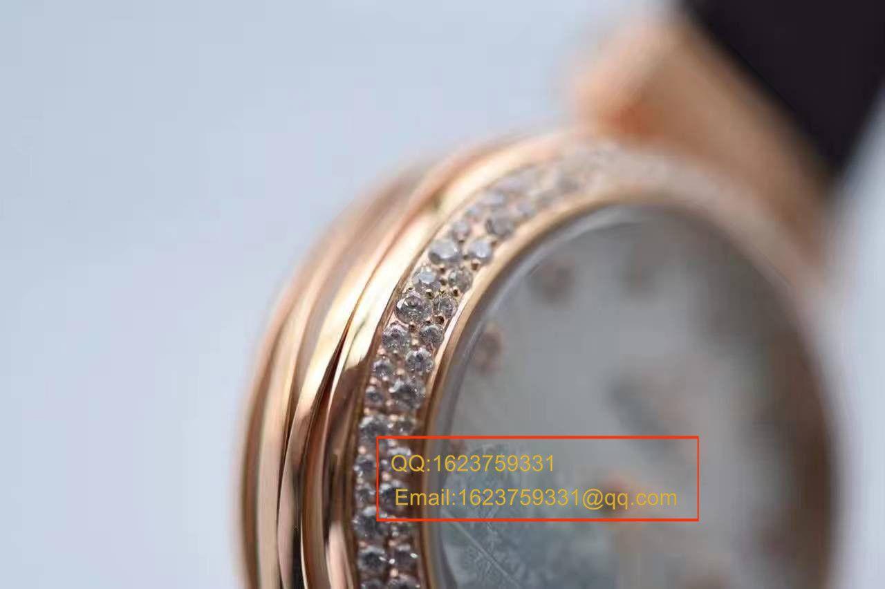 【HBBV6厂一比一超A高仿手表】欧米茄碟飞系列425.68.34.20.55.001女士腕表 / M271