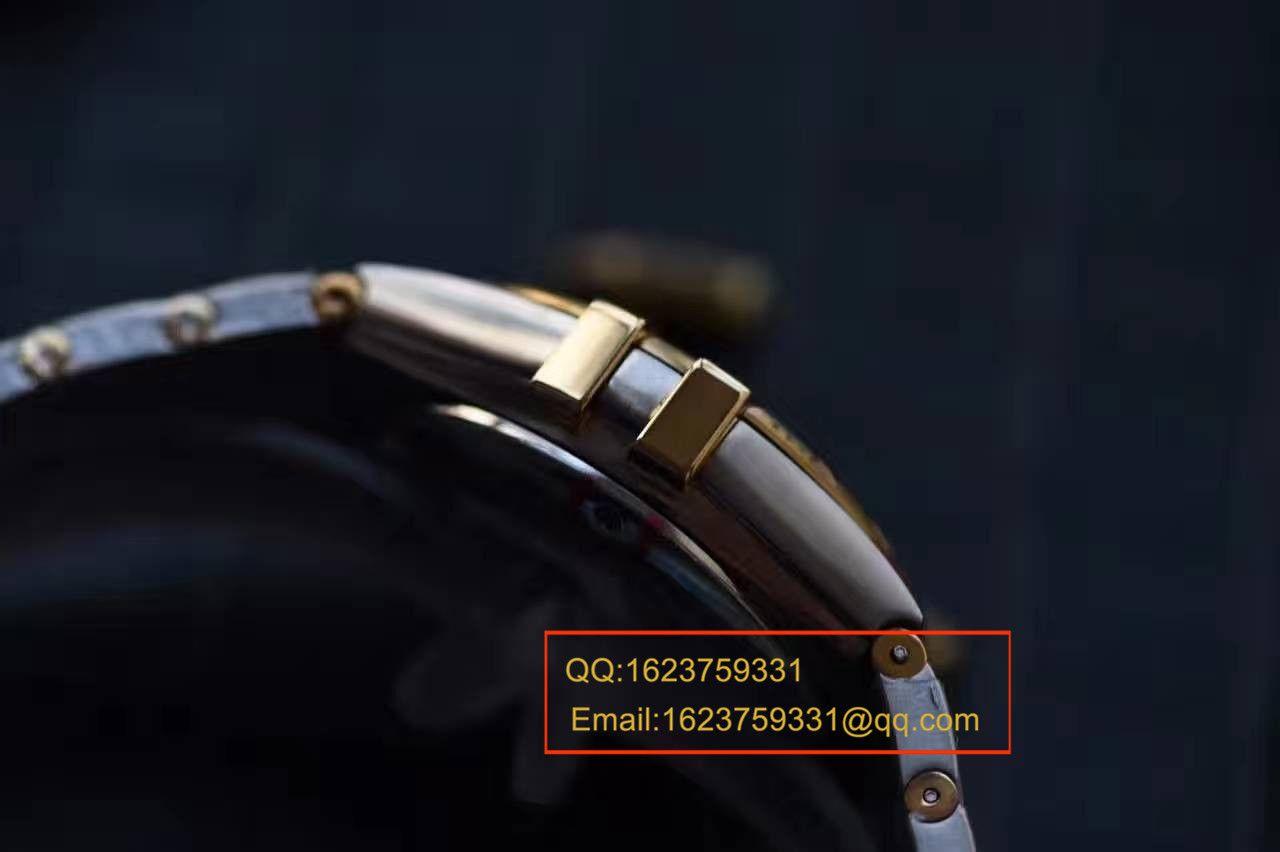 【HBBV6厂一比一超A高仿手表】欧米茄星座系列123.20.38.21.08.001腕表 / M167
