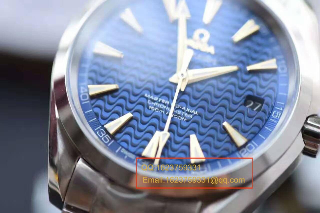 【KW厂1:1高仿手表】欧米茄海马系列231.10.42.21.03.006腕表 / M228