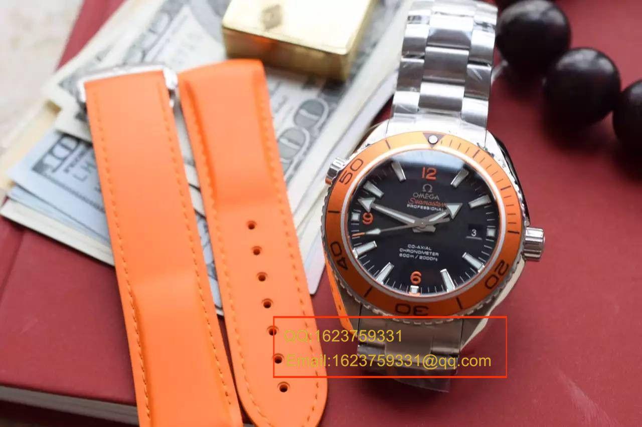 【KW厂1:1超A精仿手表】欧米茄海马系列232.30.42.21.01.002男士机械腕表