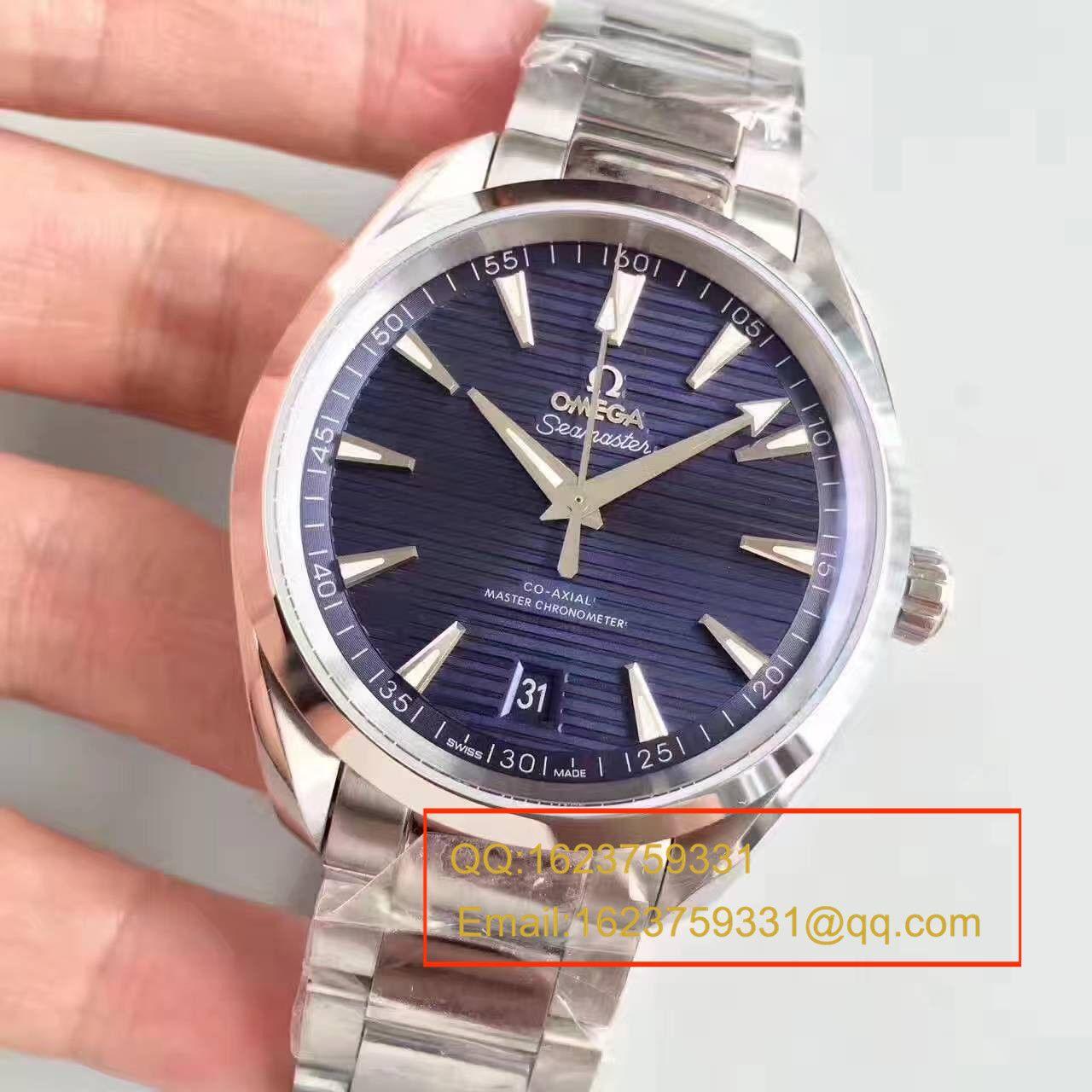 【XF厂一比一超A精仿手表】欧米茄海马系列220.10.38.20.03.001腕表