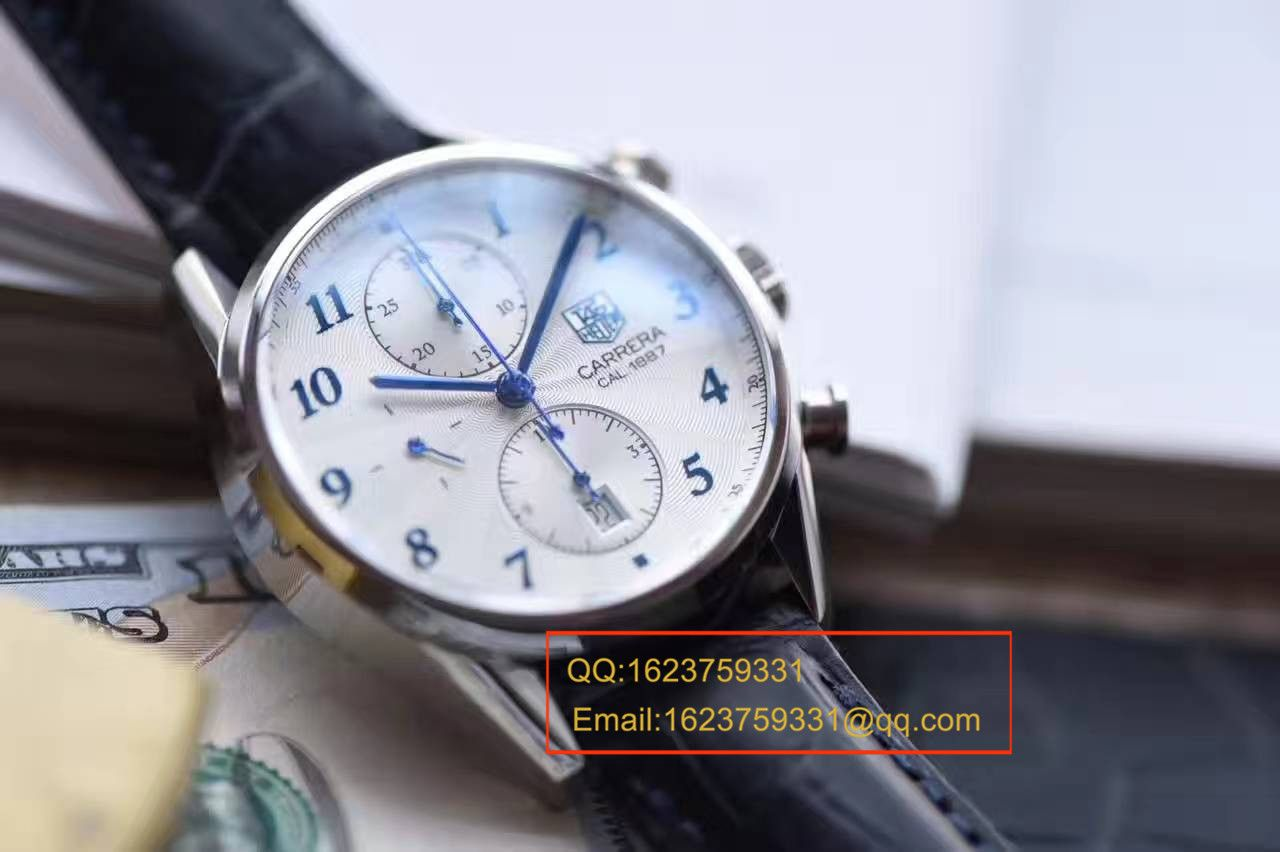 【HBBV6厂顶级复刻手表】泰格豪雅卡莱拉系列CAS2111.FC6292、CAS2111.BA0730腕表 / TGAI049
