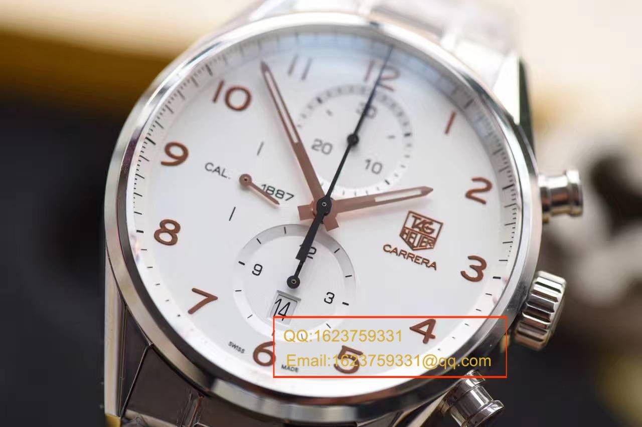 【HBBV6厂顶级1:1复刻手表】泰格豪雅卡莱拉系列CAR2012.BA0799腕表 / TGBA043