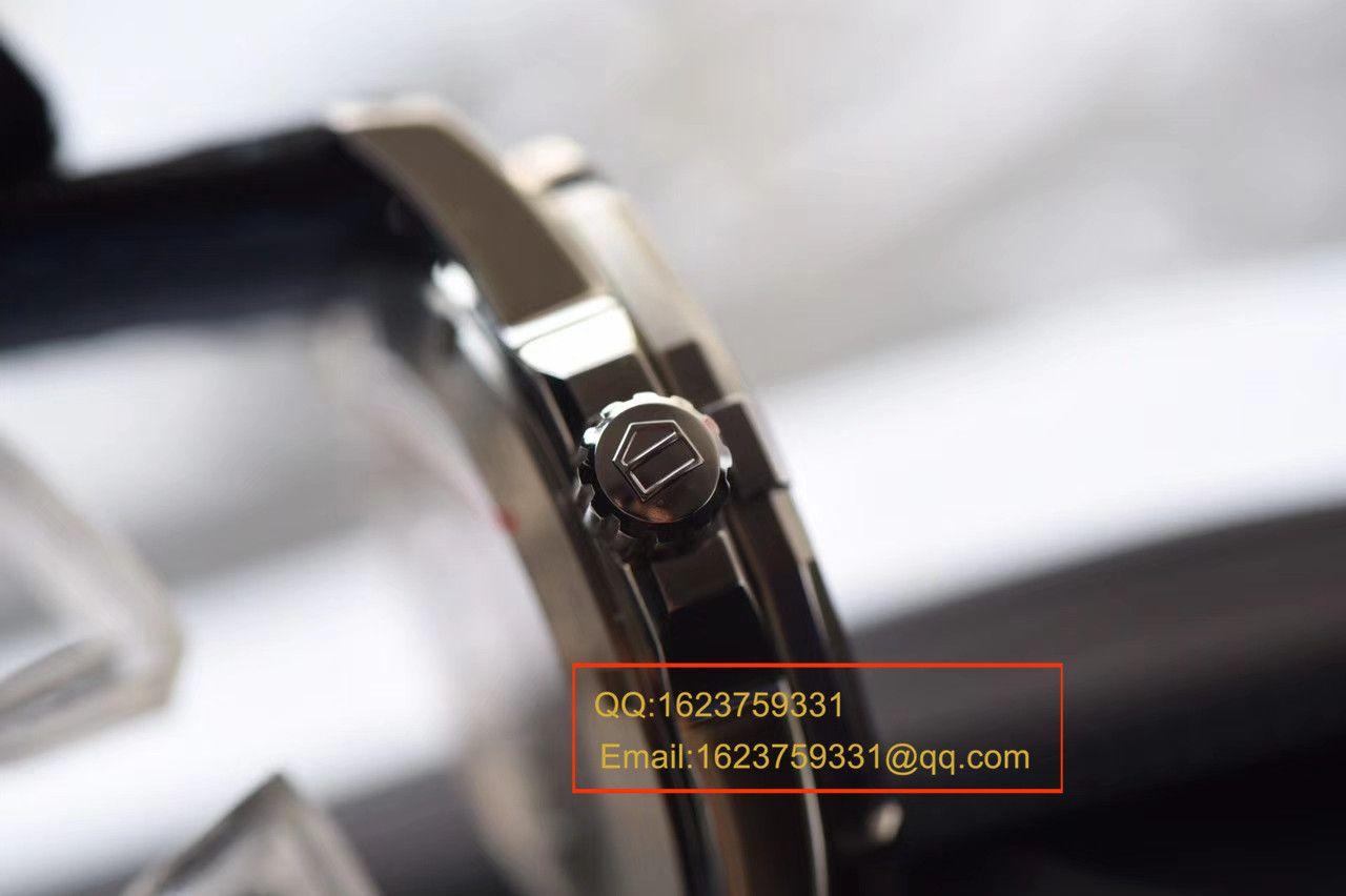 【HBBV6一比一超A高仿手表】泰格豪雅竞潜系列WAY211B.FC6363腕表 / TGAH051