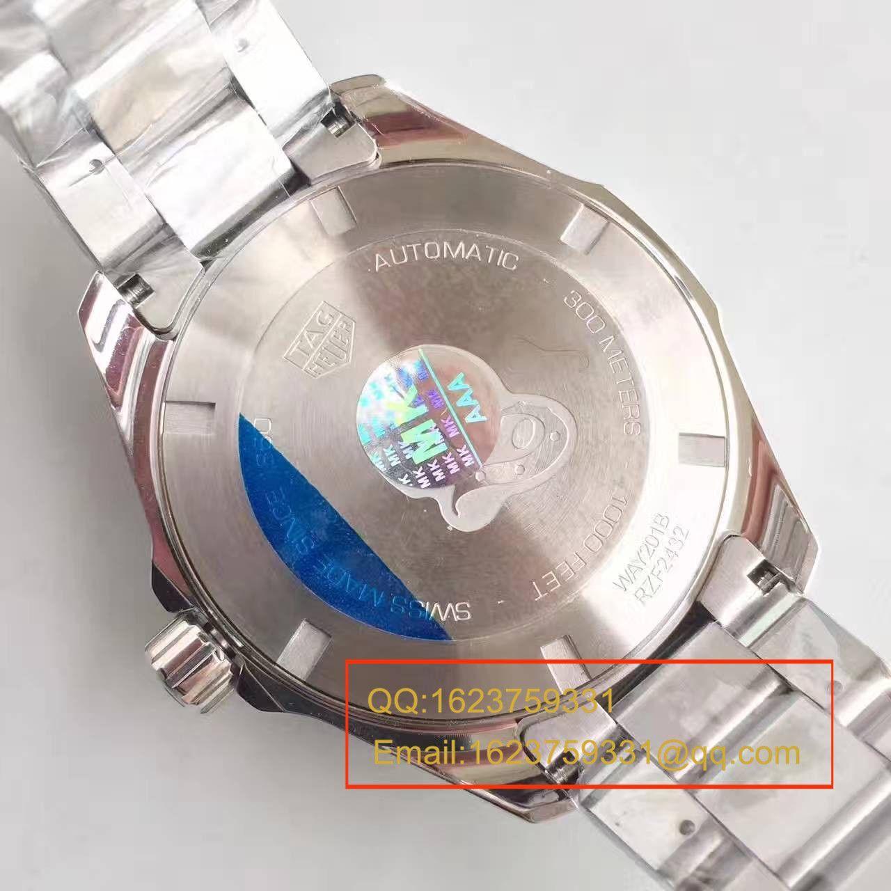 【MK厂1:1高仿复刻手表】泰格豪雅竞潜系列WAY201A.BA0927腕表