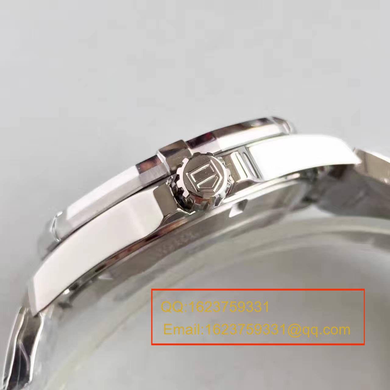 【长荣厂一比一复刻手表】泰格豪雅竞潜系列WAY2112.BA0928腕表 / TGBA039