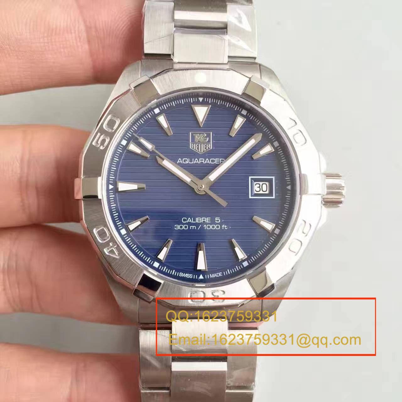 【长荣厂一比一精仿手表】泰格豪雅竞潜系列WAY2112.BA0928腕表 / TGBA039