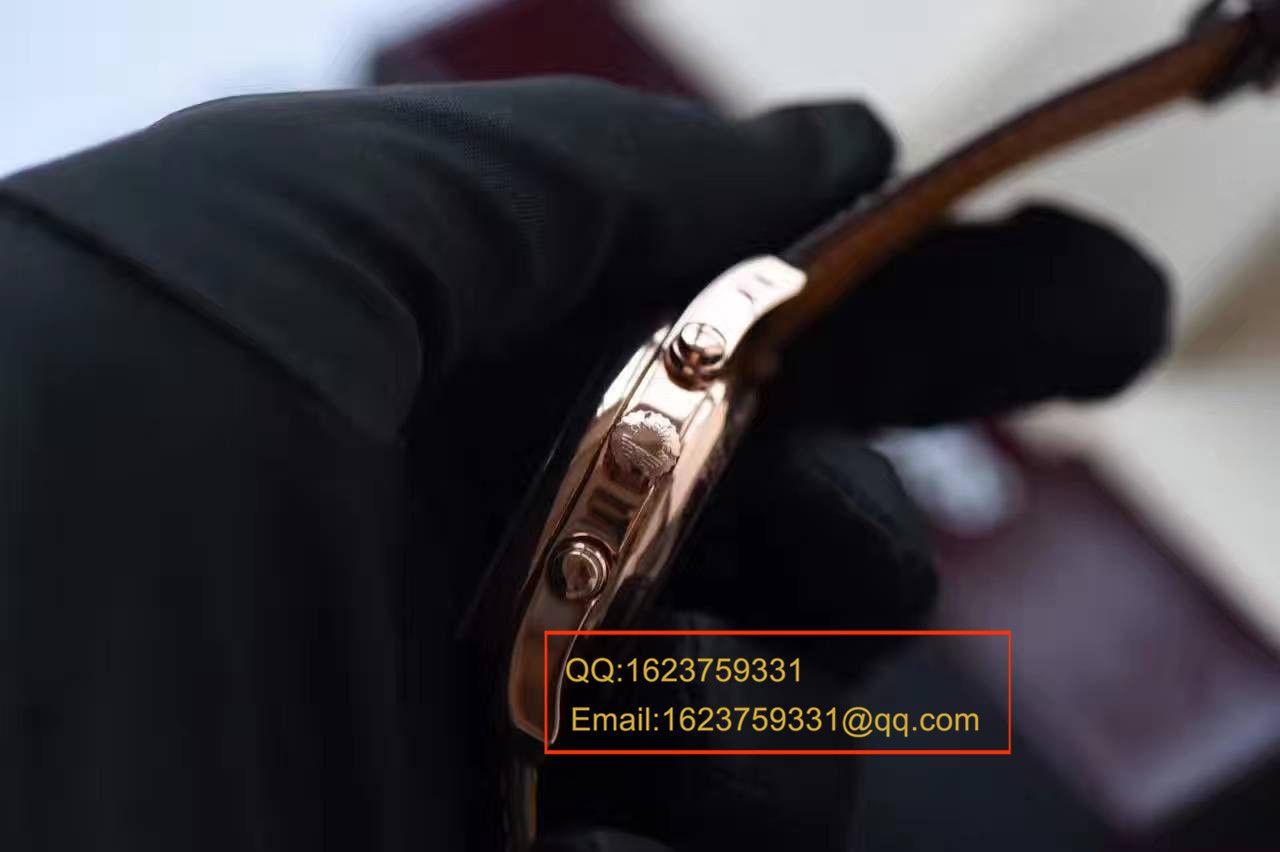 【视频评测YL一比一超A高仿手表】浪琴新款名匠系列 L2.773.4.78.6八针月相男表(自动锤L678.2刻字) / L064
