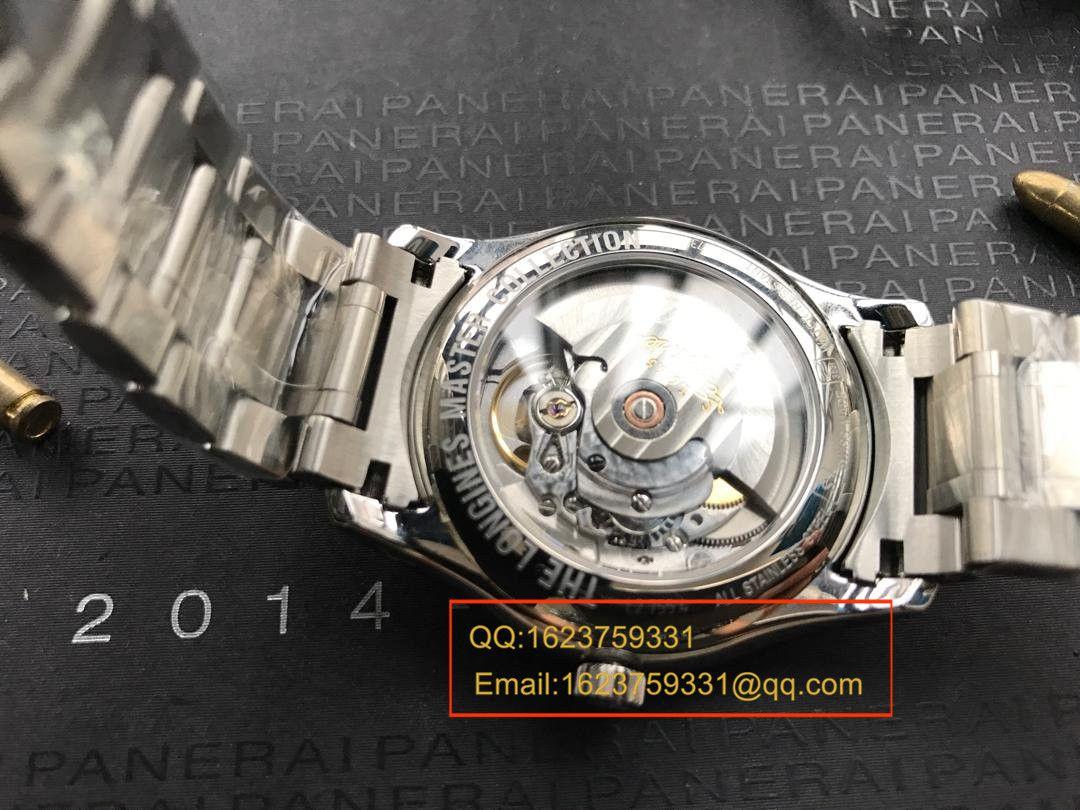 【视频评测YL厂一比一精仿手表】浪琴名匠双历最强版本媲美正品L2.755.4.77.6男表 / L061
