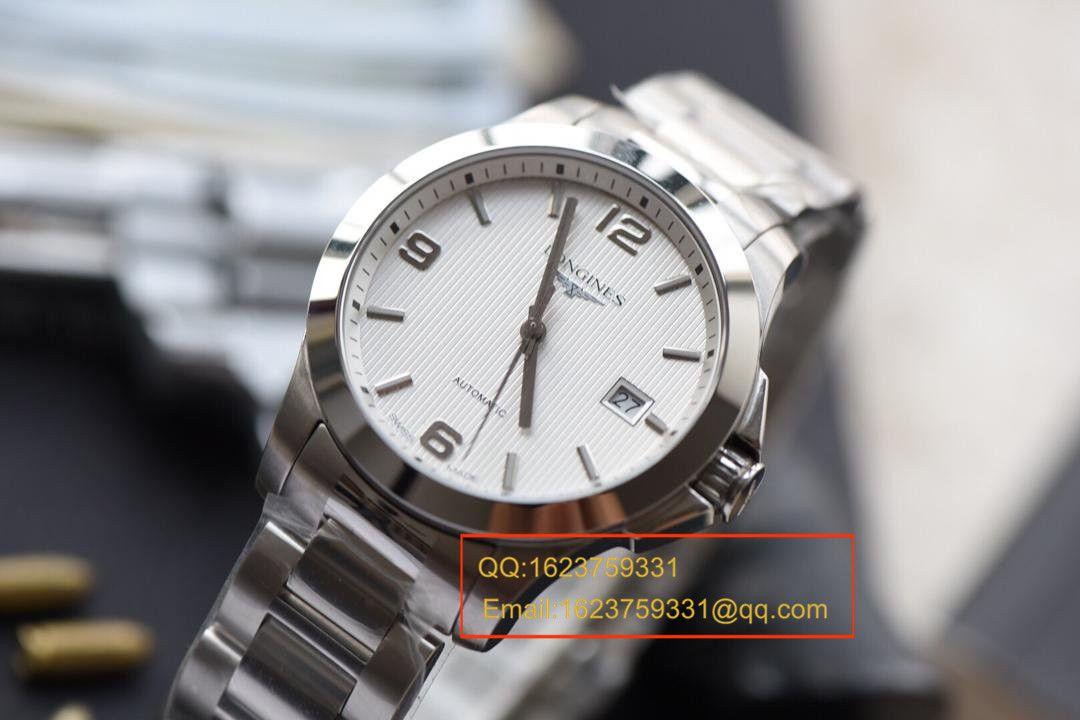 【视频评测YL一比一超A精仿手表】浪琴制表传统康铂系列 L2.785.4.76.6腕表 / LAF056