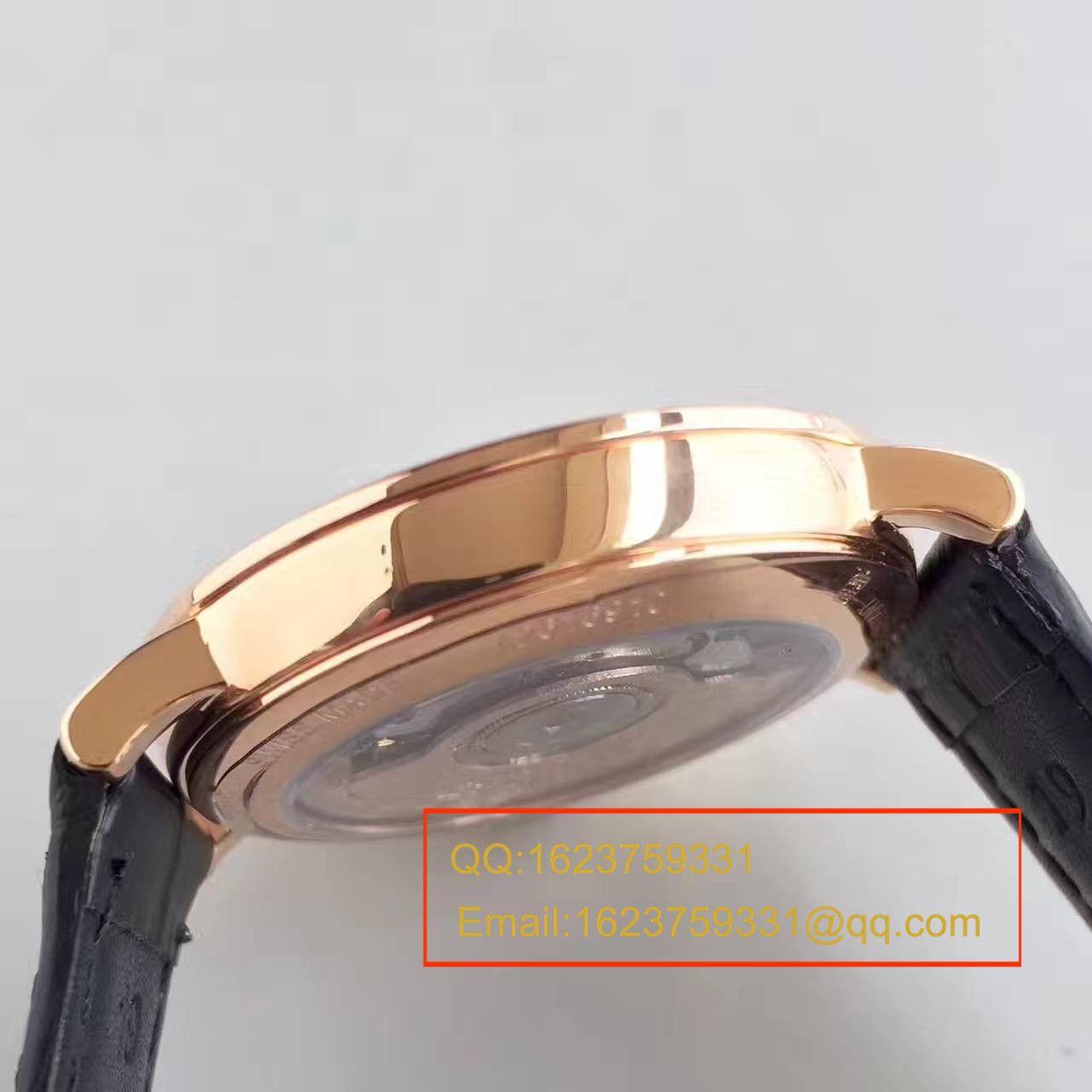 【台湾厂顶级复刻手表】浪琴制表传统博雅系列L4.787.8.11.0腕表 / L092