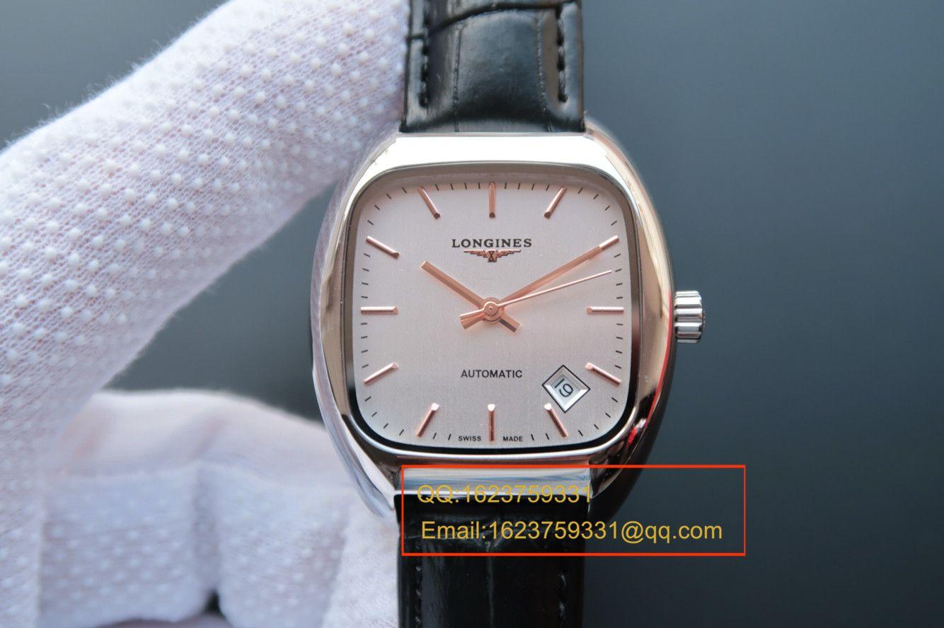 【MK厂1:1超A高仿手表】浪琴复古传统系列L2.310.4.72.0腕表