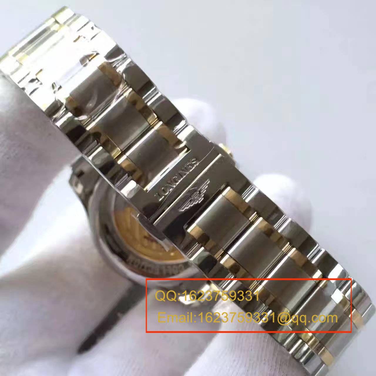 【MK厂顶级复刻手表】浪琴名匠系列L2.628.5.57.7腕表 / L094