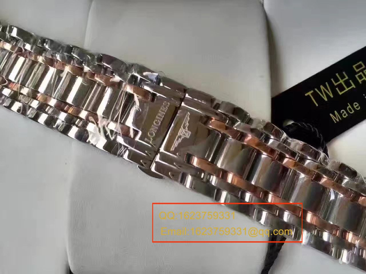 【TW台湾厂一比一超A高仿手表】浪琴索伊米娅系列L2.753.5.72.7腕表 / L082