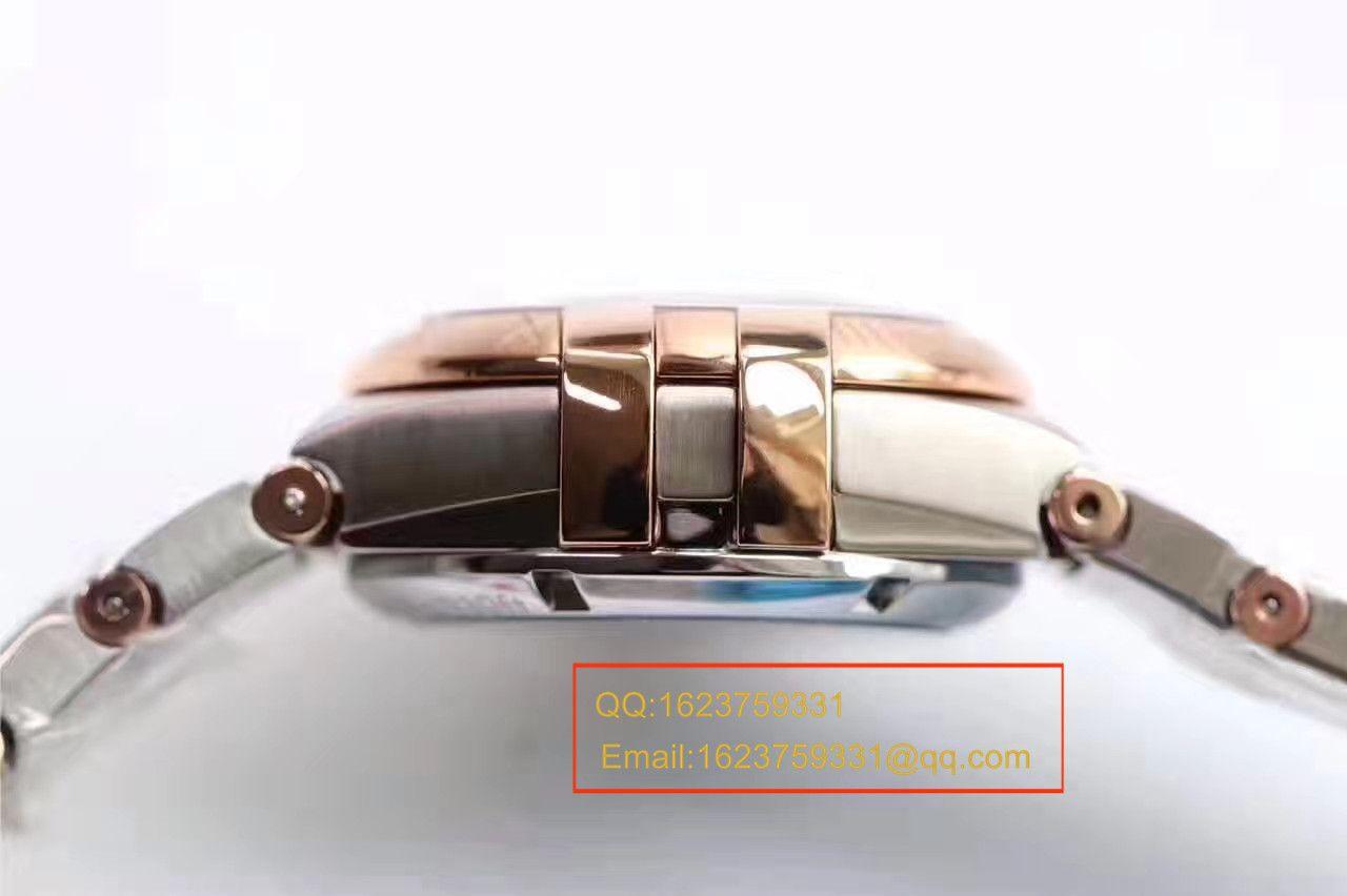 【HBBV6厂一比一超A复刻手表】欧米茄星座PLUMA轻羽系列123.20.27.60.57.002女士机械腕表