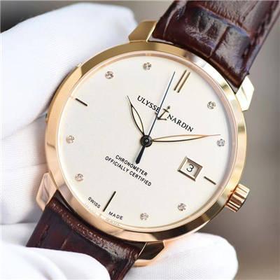 【视频评测FK一比一超A高仿手表】雅典鎏金系列8156-111b-2/991腕表
