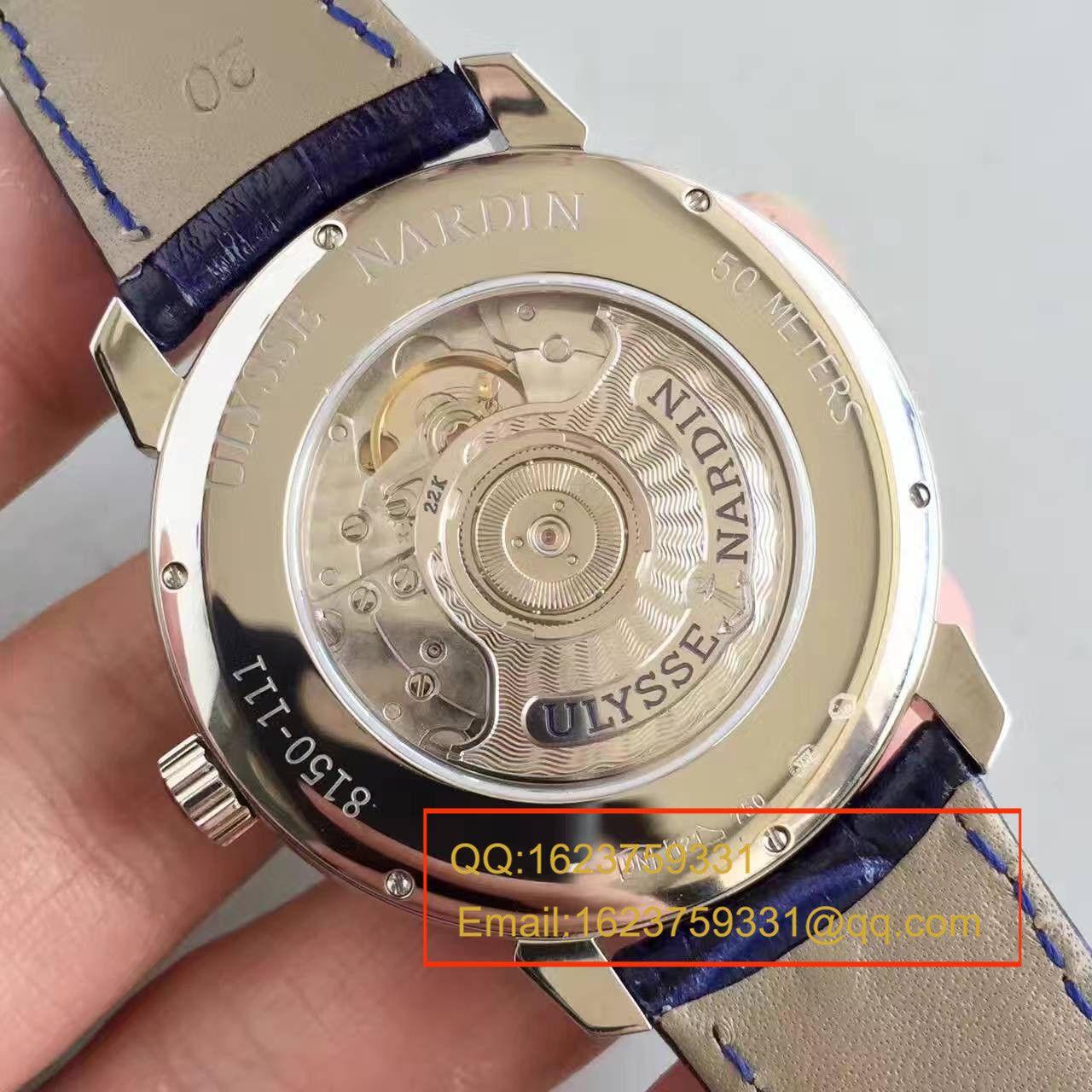 【FK厂1:1复刻手表】雅典鎏金系列8153-111-2/90腕表 / YD004