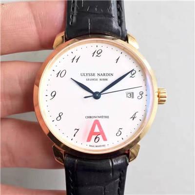 【FK一比一超A高仿手表】雅典经典系列8152-111-2/5GF腕表