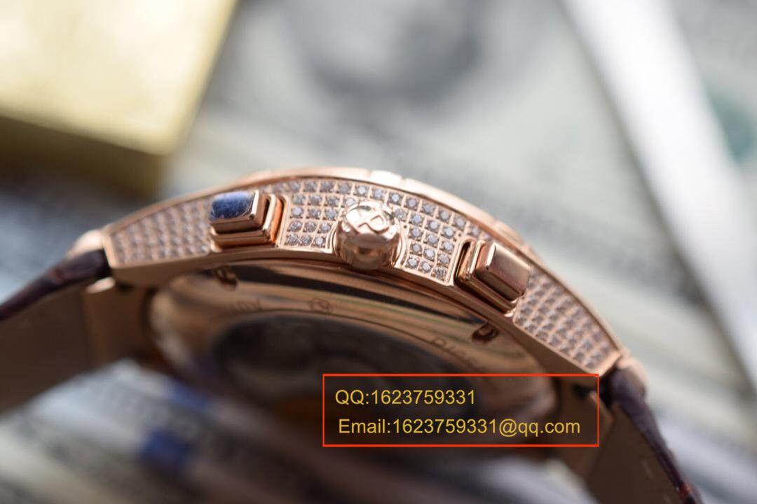 【实拍图鉴赏】BP厂顶级精仿手表之伯爵POLO系列G0A33039男表