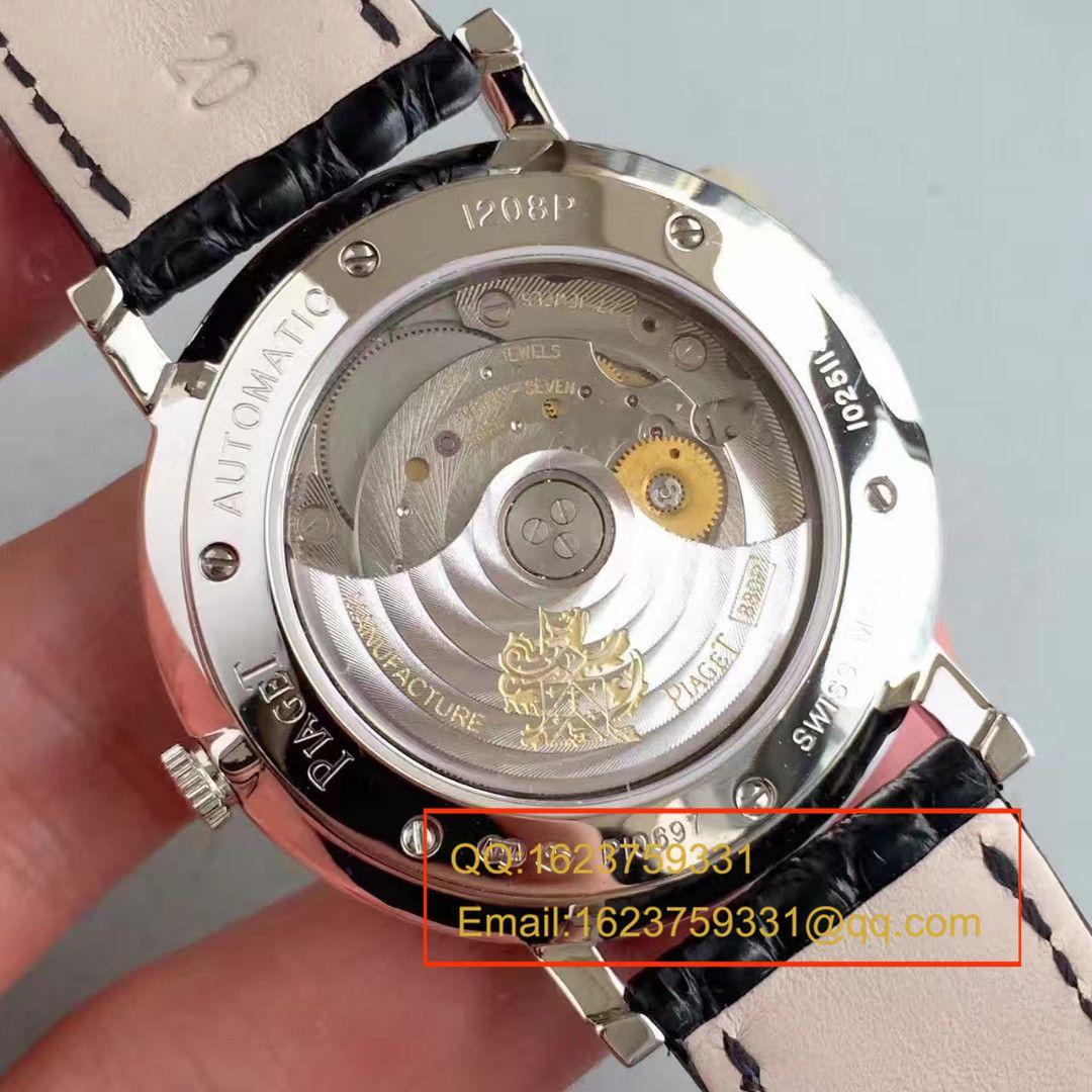 【台湾工厂一比一精仿手表】伯爵ALTIPLANO系列G0A29113腕表 / PT010