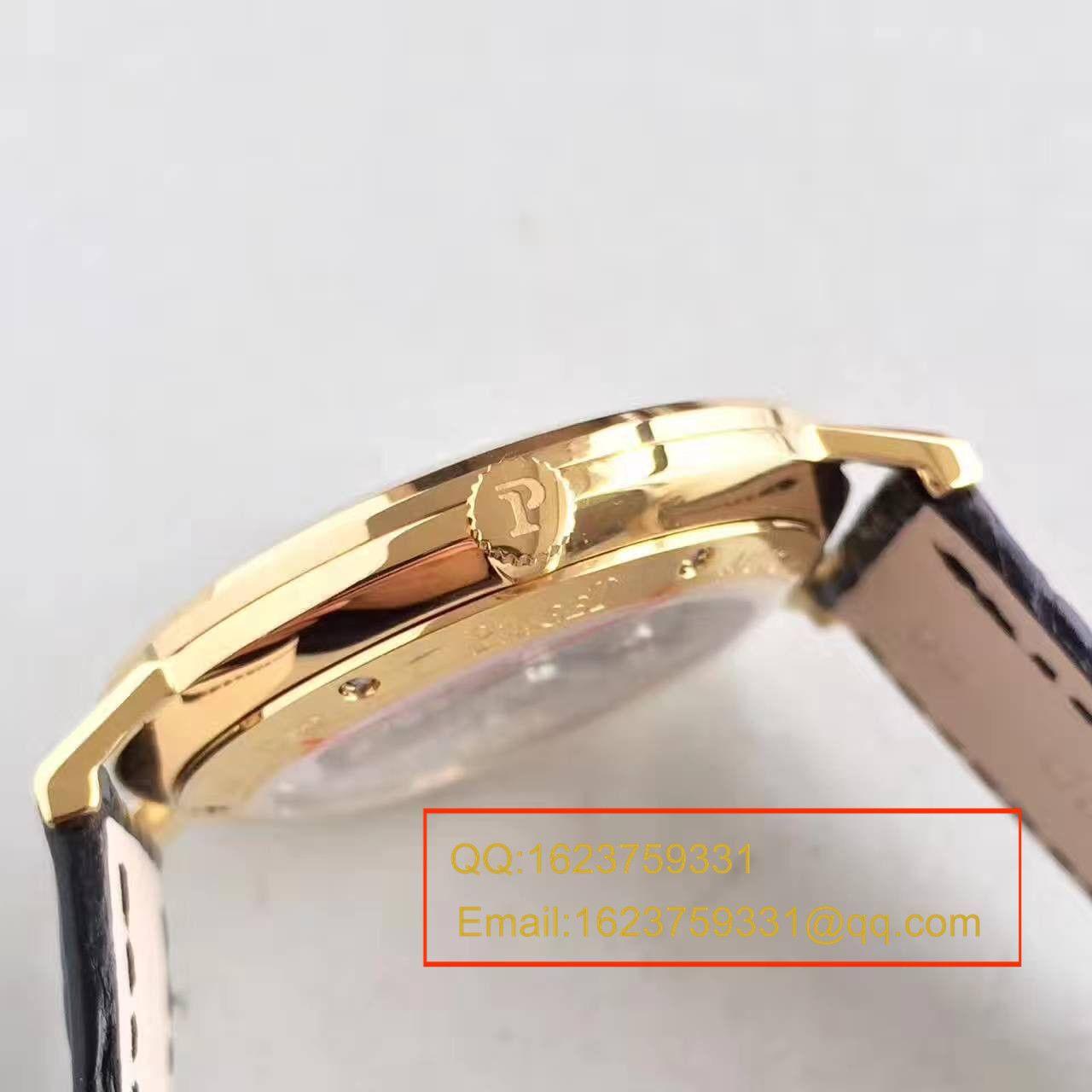 【台湾工厂1:1复刻手表】伯爵ALTIPLANO系列G0A29120腕表 / PT008
