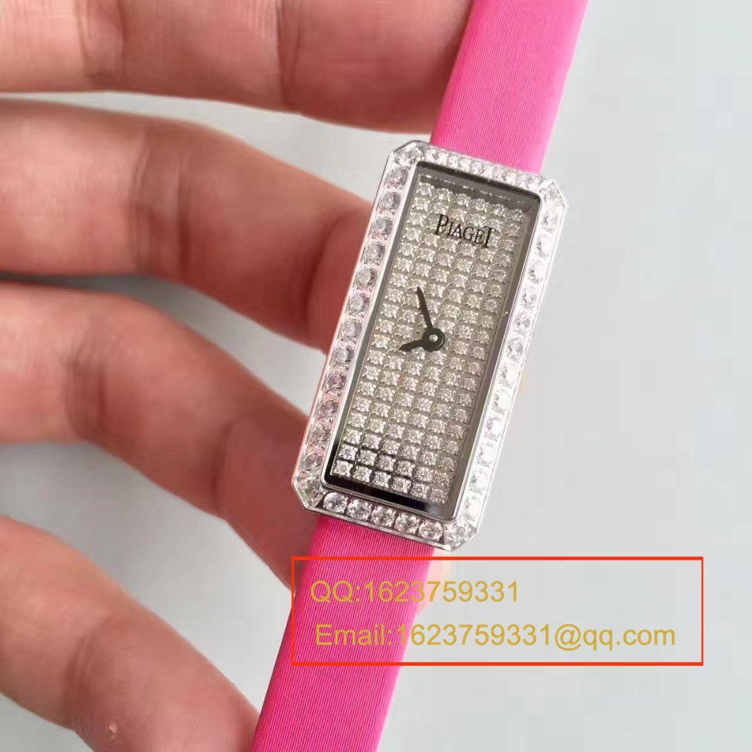 【台湾厂顶级复刻手表】伯爵 LIMELIGHT DIAMONDS系列 G0A39201女士石英腕表 / PT020