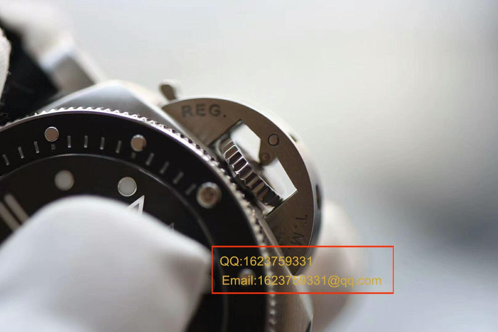 【视频评测XF厂顶级复刻手表】沛纳海LUMINOR 1950系列PAM00684A腕表 / XFB0PAM00684A