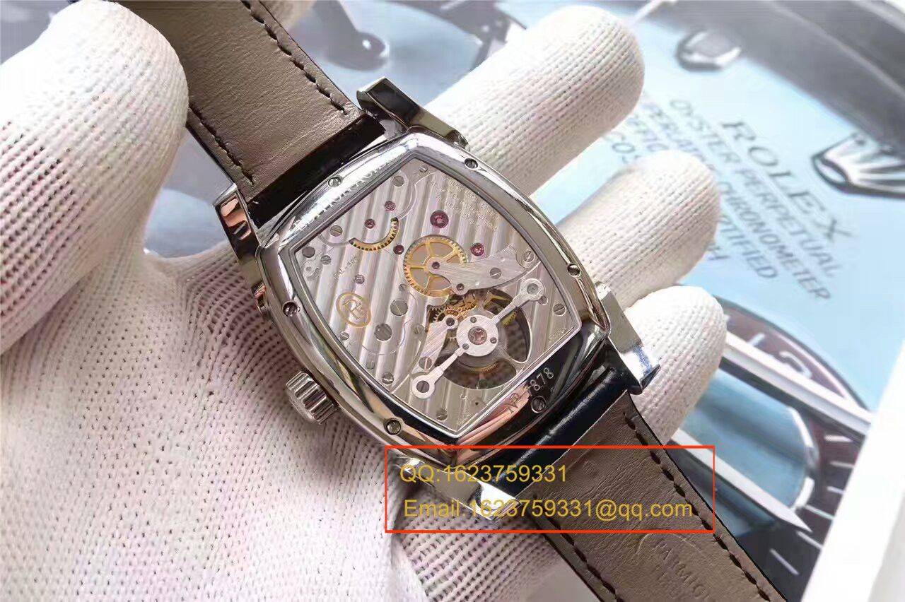 【视频评测BM1:1精仿手表】帕玛强尼TOURBILLON系列PF011255.01陀飞轮腕表