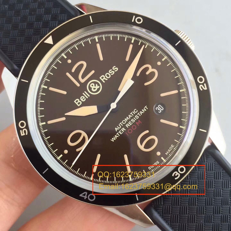 【BM1:1顶级精仿手表】柏莱士VINTAGE 系列BR 123 SPORT HERITAGE腕表《正皮表带》