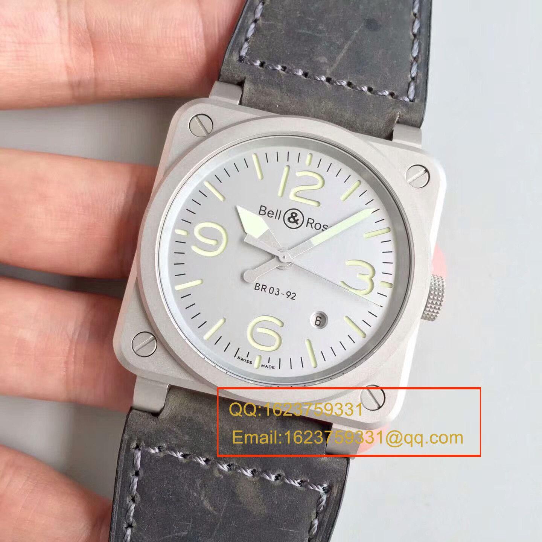 【BR一比一高仿手表】柏莱仕 Bell&Roas  BR 03-92 HOROLUM  LIMITED EDITION腕表