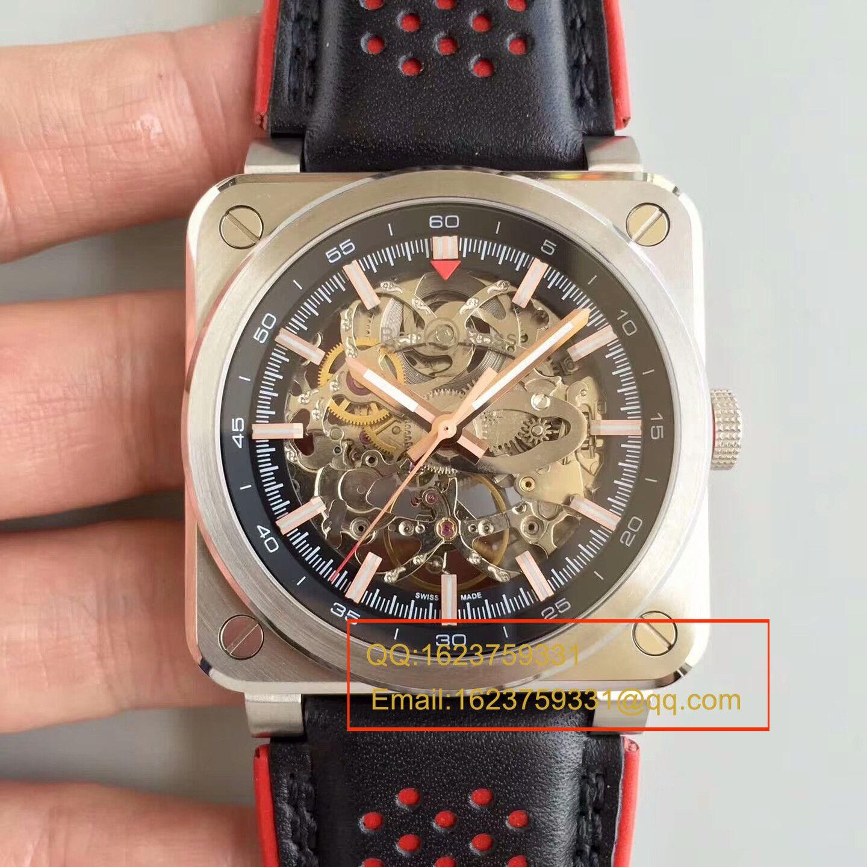 【BR厂顶级超A复刻手表】柏莱士Bell & Ross Men系列AÉRO GT BR0392-SC/SCA腕表 / BL010