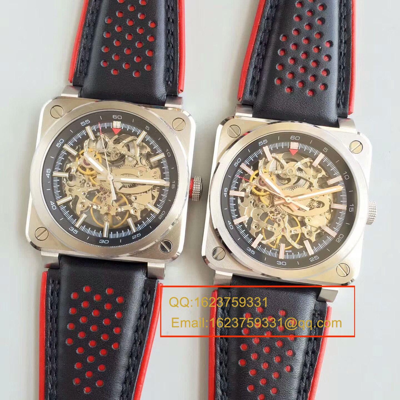 【BR一比一超A超A高仿手表】柏莱士Bell & Ross Men系列AÉRO GT BR0392-SC/SCA腕表