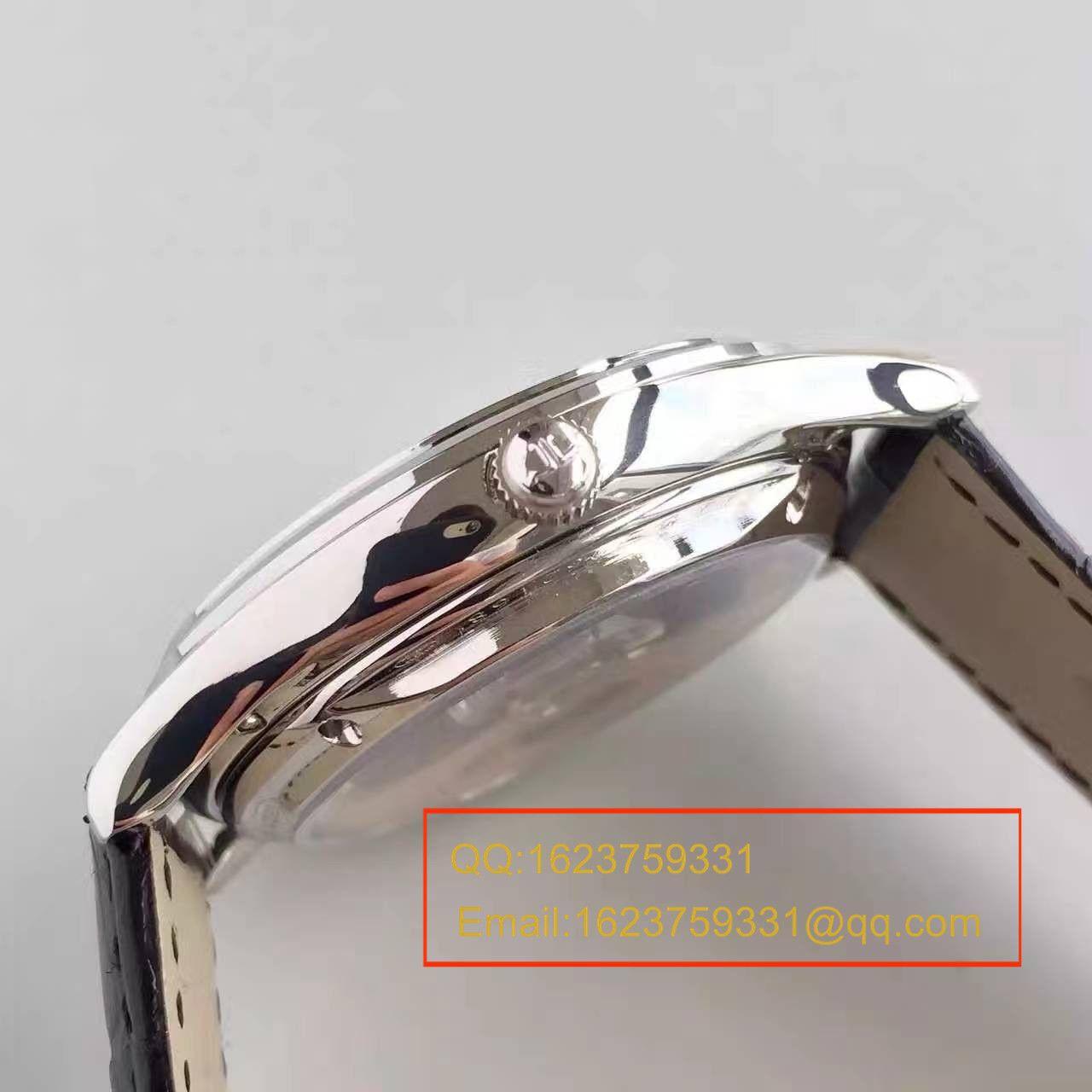 【LH一比一超A精仿手表】积家Master超薄大师系列Q1323420全自动陀飞轮腕表 / JJ076