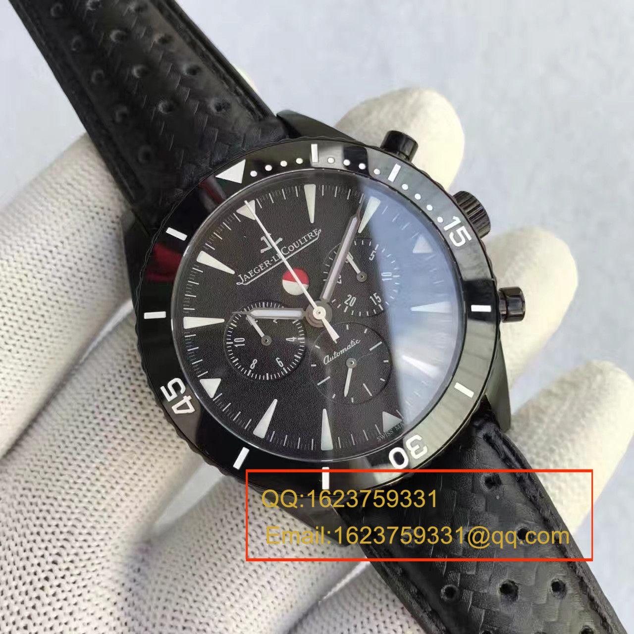 【台湾厂一比一超A精仿手表】积家极限运动大师深海传奇系列 2068570腕表
