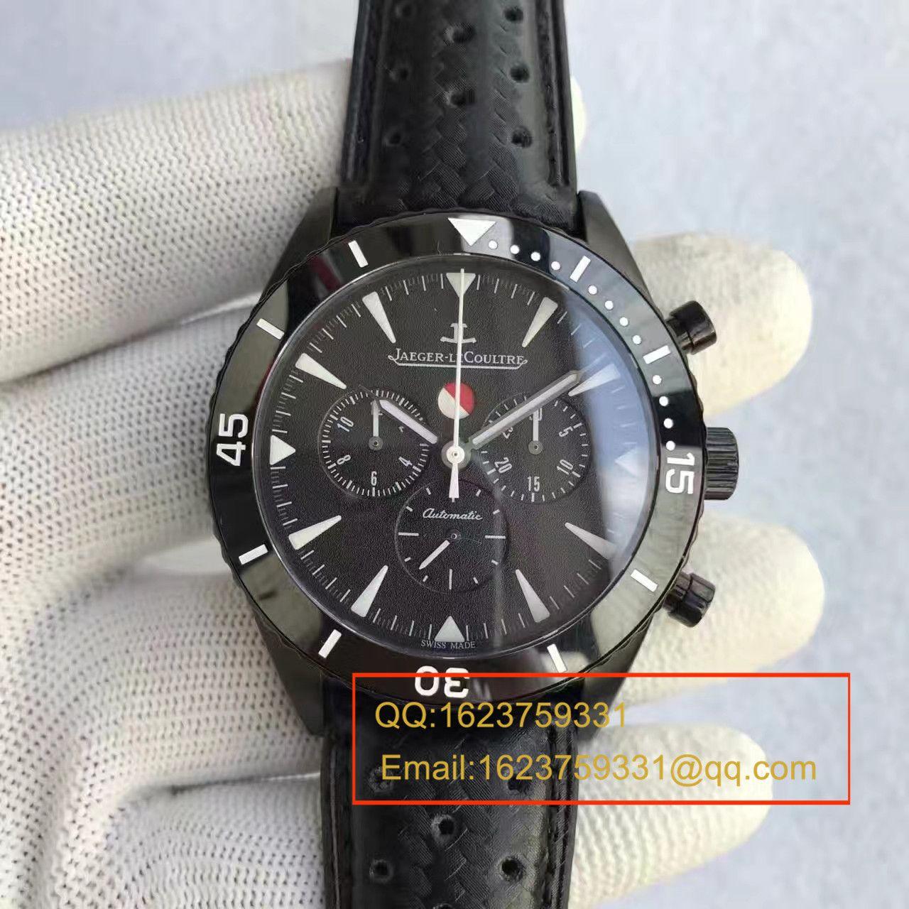 【台湾厂顶级复刻手表】积家极限运动大师深海传奇系列 2068570腕表 / JJ040