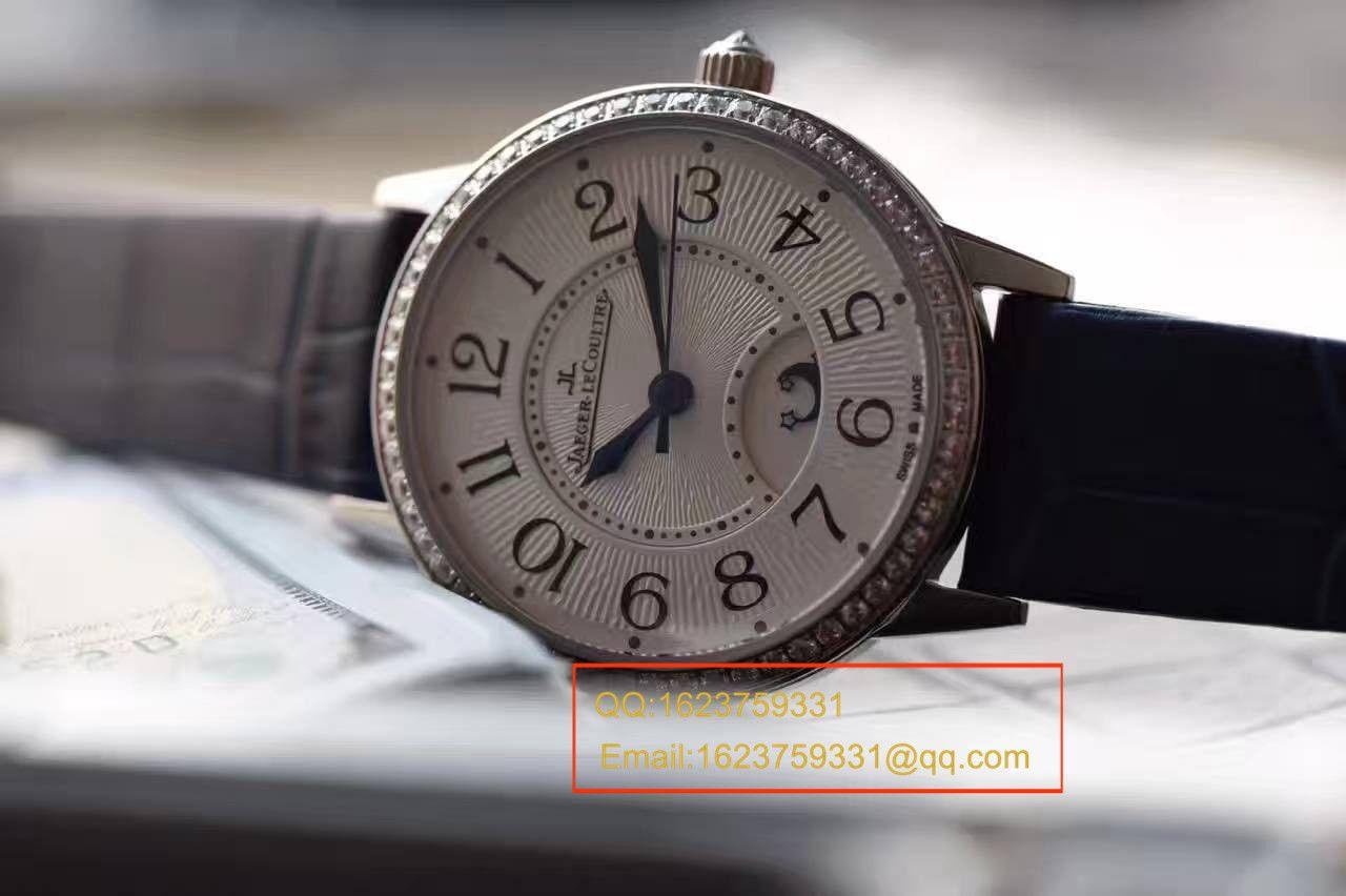 【TF厂顶级1:1复刻手表】积家约会系列3433490女士腕表