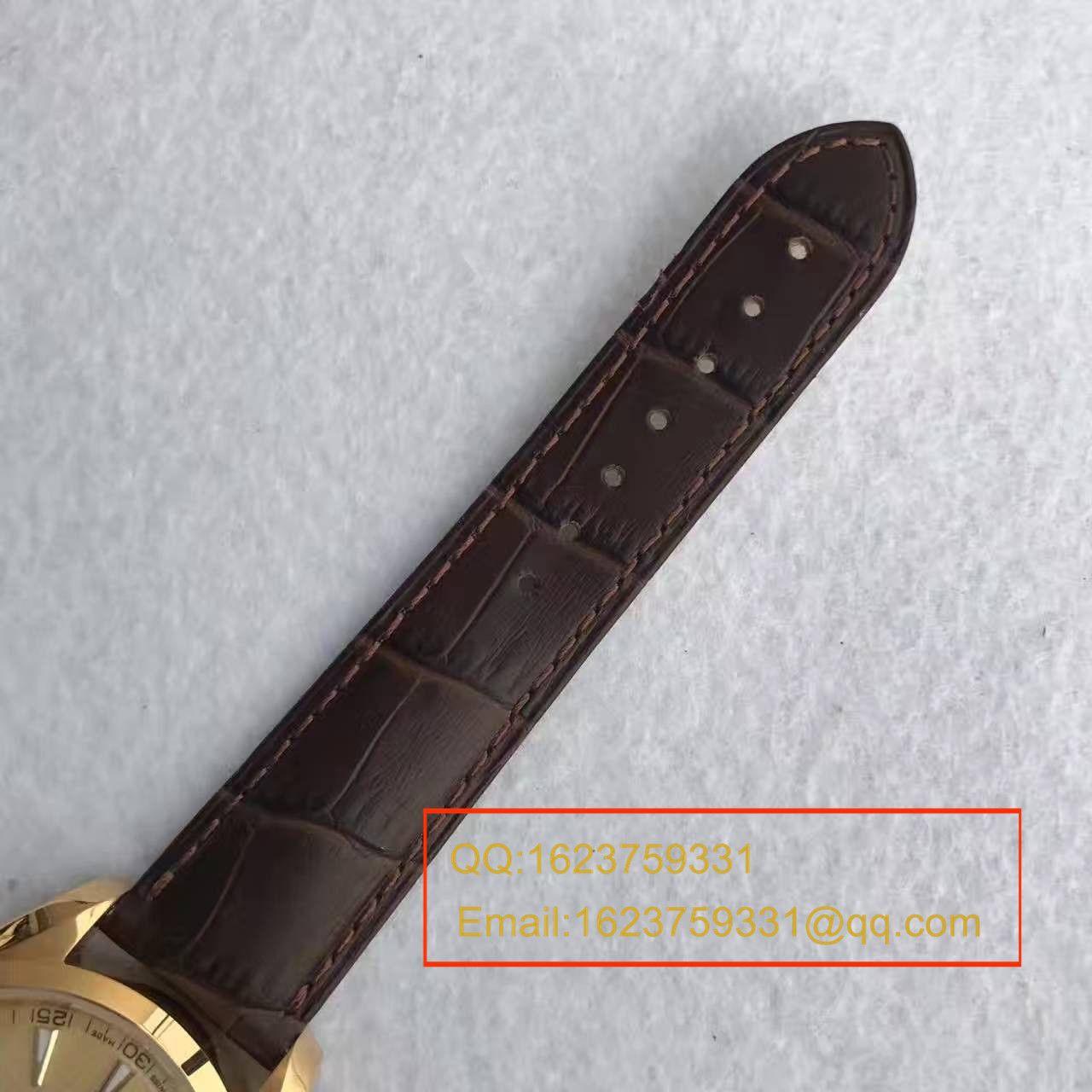 【KW厂1:1顶级精仿手表】欧米茄海马系列《AQUA TERRA 150米系列 》231.53.42.21.08.001腕表