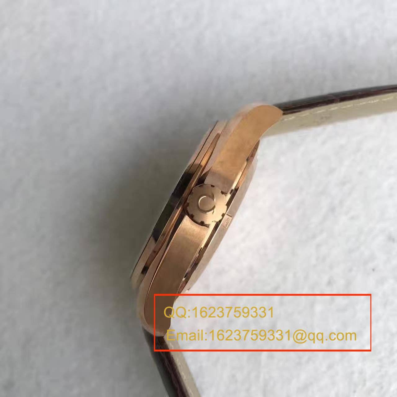【KW一比一超A高仿手表】欧米茄海马系列231.53.42.21.06.001腕表 / M091
