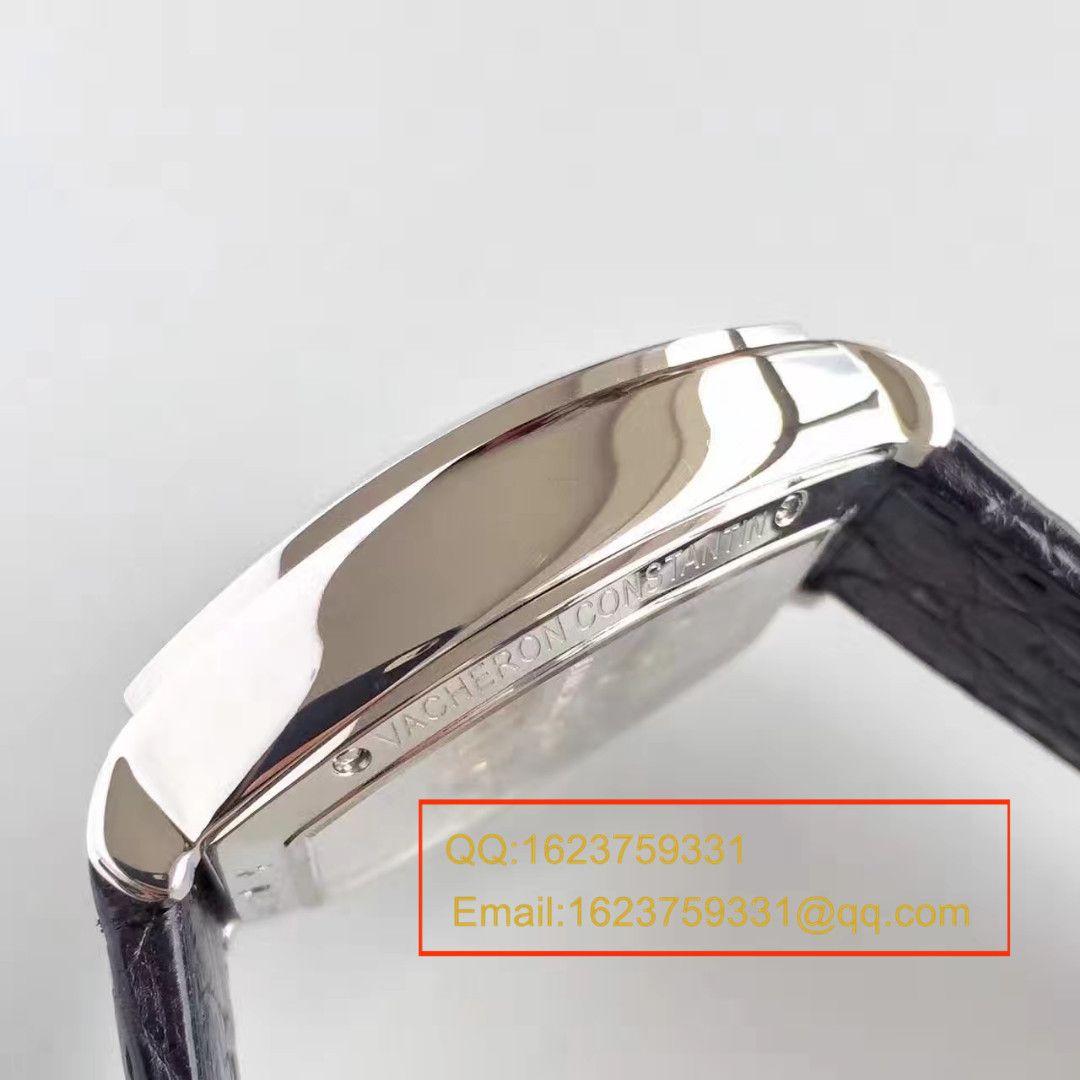 【TF厂一比一超A高仿手表】江诗丹顿马耳他系列30080/000P-9357单日历手动上链陀飞轮腕表