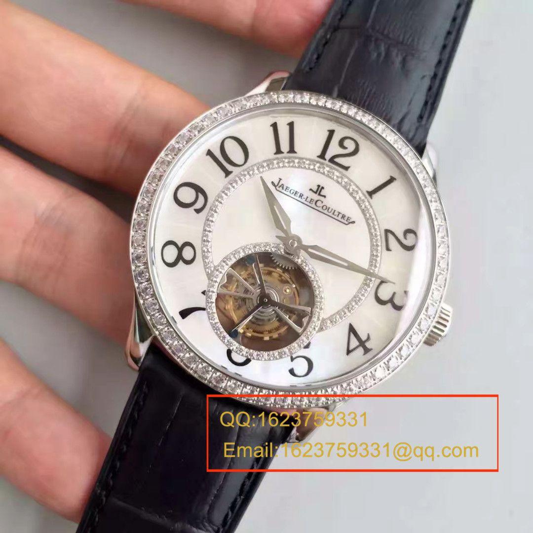 【TF厂顶级超A高仿手表】积家约会系列Q3413408陀飞轮腕表