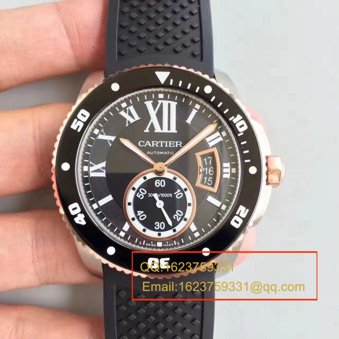 【JJ超A1:1高仿手表】卡地亚CALIBRE DE CARTIER 卡历博系列W2CA0004、WSCA0006、W7100056、W7100055腕表