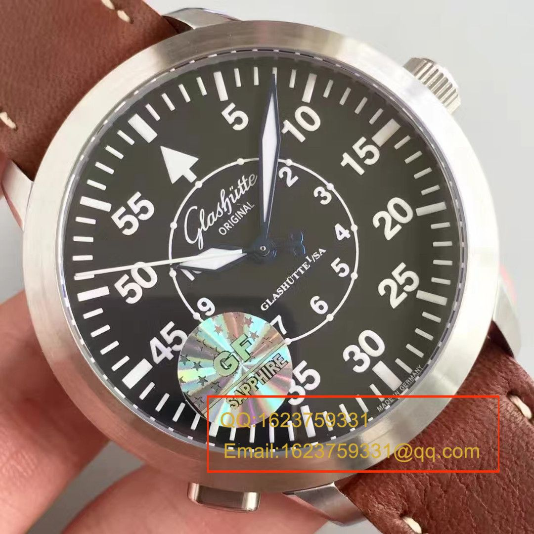 【GF1:1超A高仿手表】格拉苏蒂原创SENATOR NAVIGATOR系列39-34-17-17-04男表