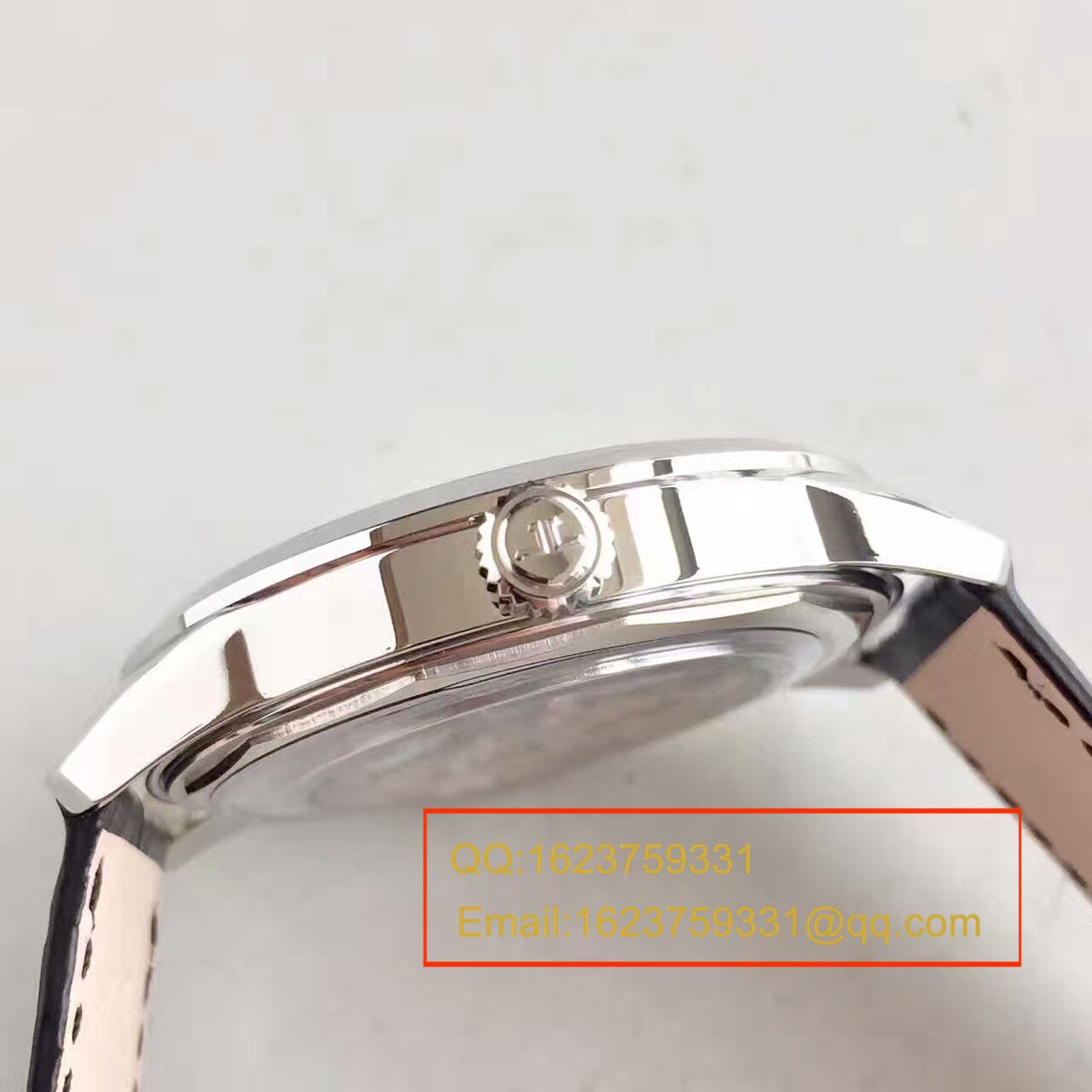 【台湾一比一精仿手表】积家地球物理天文台腕表系列Q8108420机械腕表