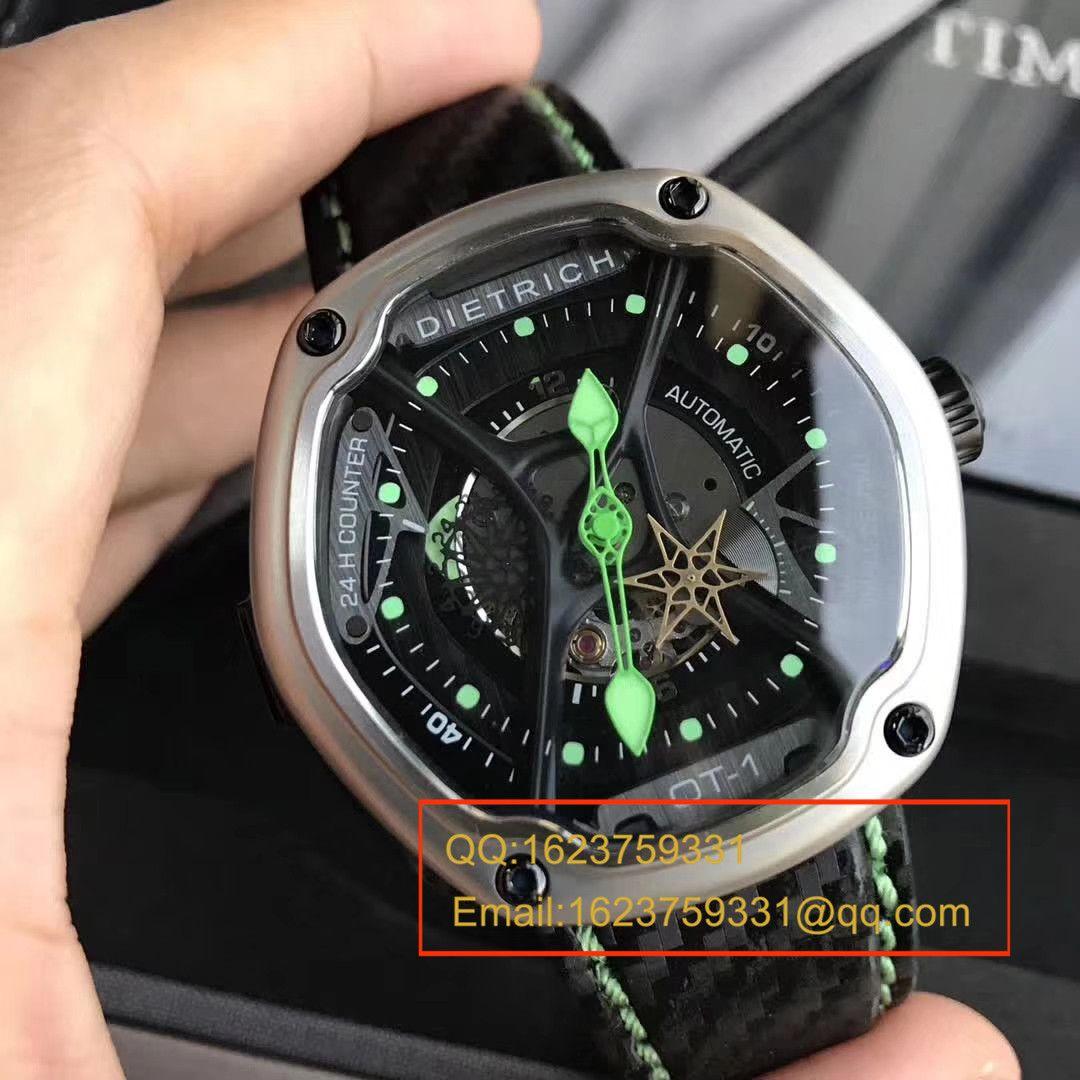 【视频评测】德国品牌Dietrich帝特利威男士腕表、原单正品、全新全套出!保真!