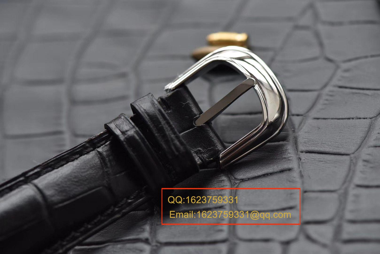 【视频评测GF一比一超A高仿手表】Franck Muller法兰克.穆勒CASABLANCA系列8880 C DT 白盘腕表 / FLBA021