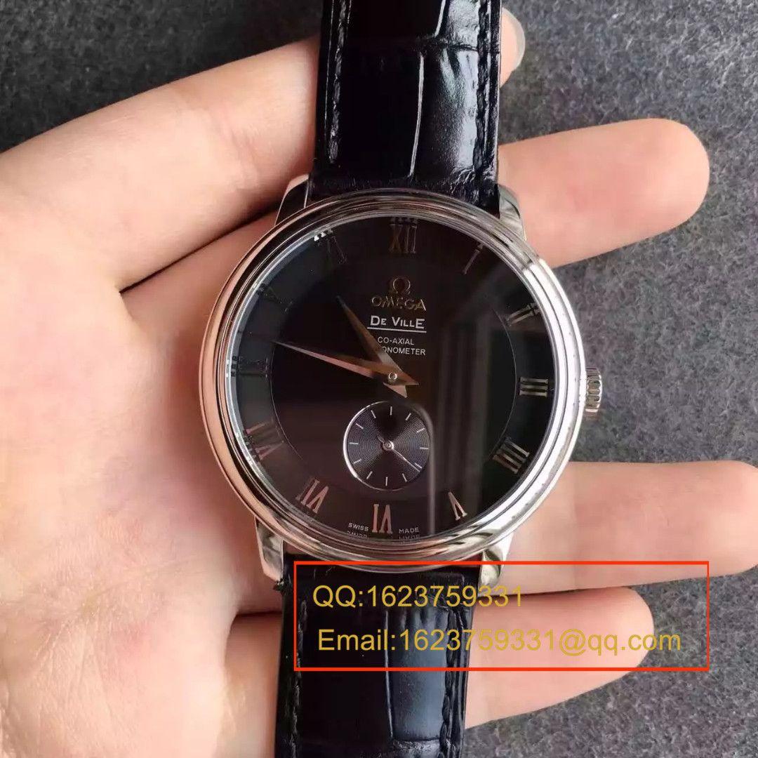 【MK厂超A精仿手表】欧米茄碟飞系列同轴小秒针 4813.30.01男表