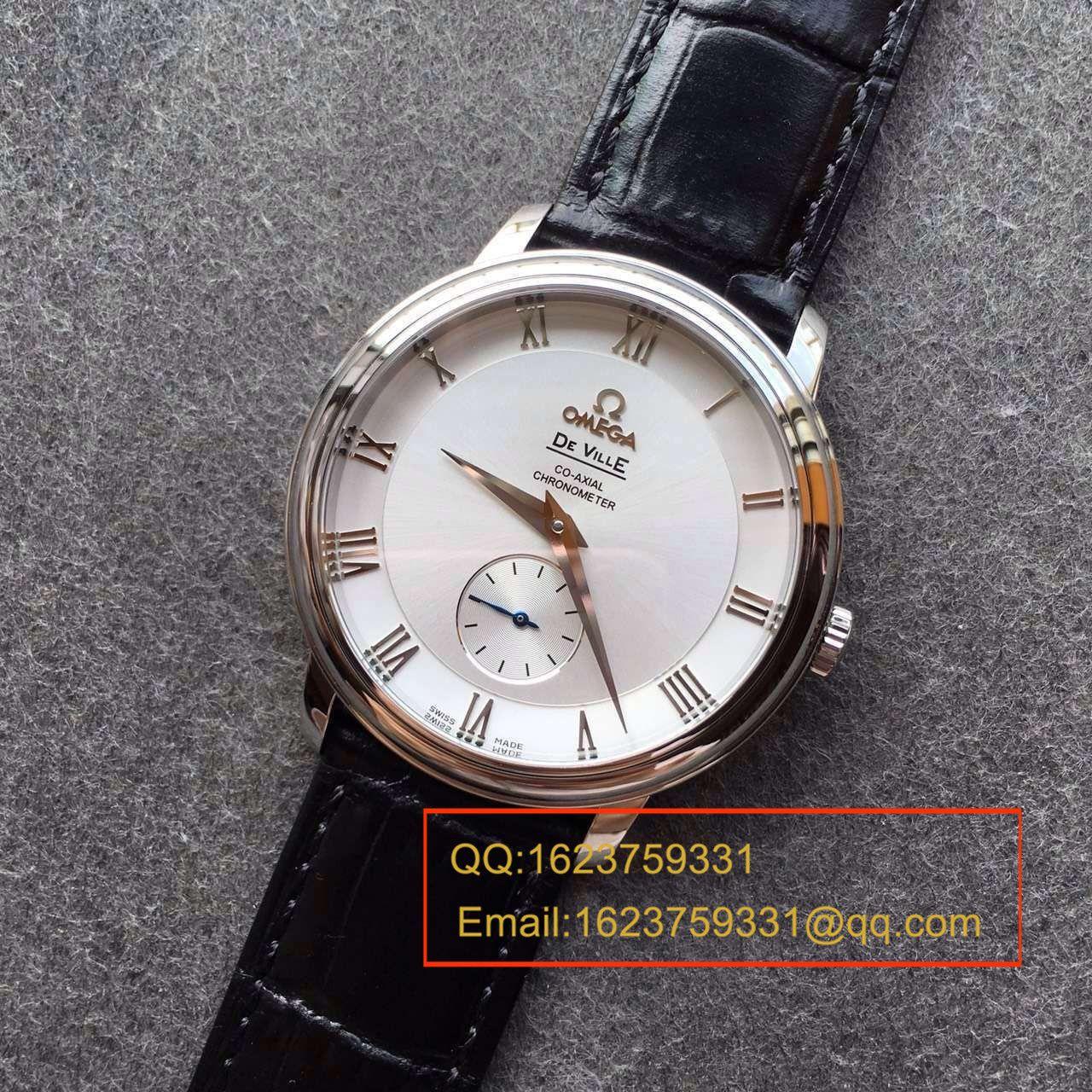 【MK厂超A精仿手表】欧米茄碟飞系列同轴小秒针 4813.30.01男表 / M216