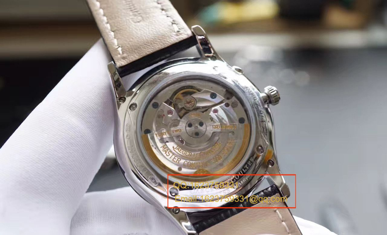 【VF厂一比一超A高仿手表】积家超薄月相大师系列腕表系列1368470 腕表
