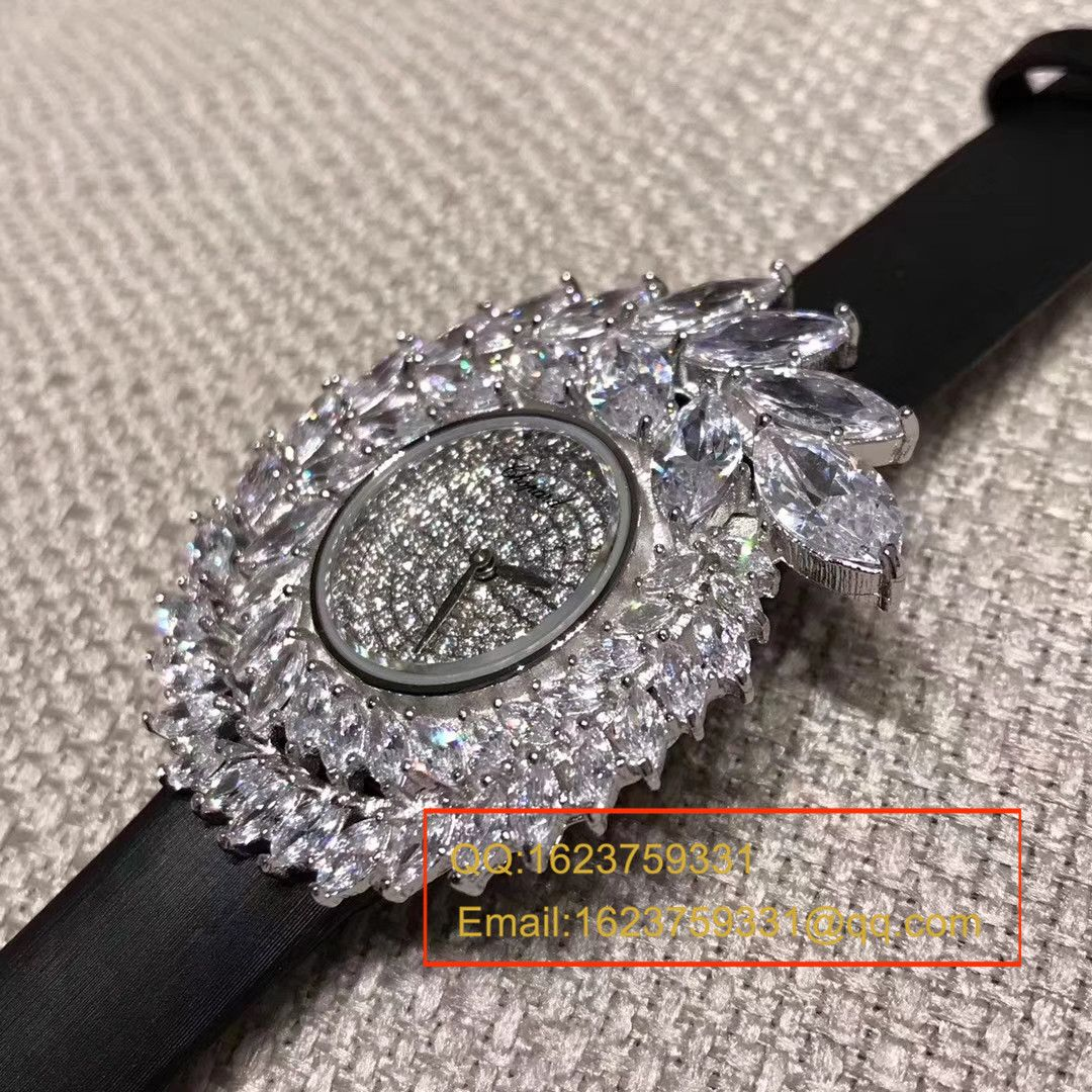 【萧邦钻石手表139419高品质】萧邦钻石手表系列139419-1001女士腕表